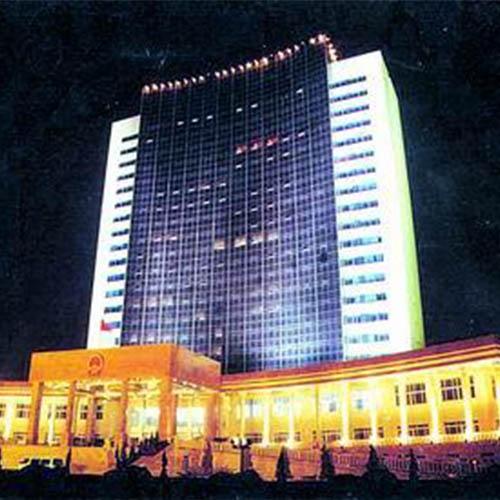 福建省石狮政府行政大楼